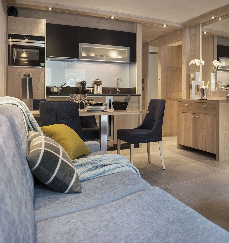 Your MGM apartment in Grand-Bornand Chinaillon