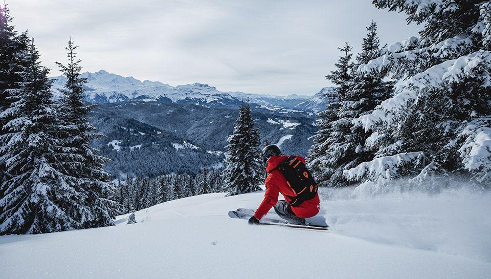 Les Gets - Ski area - Les Portes du Soleil