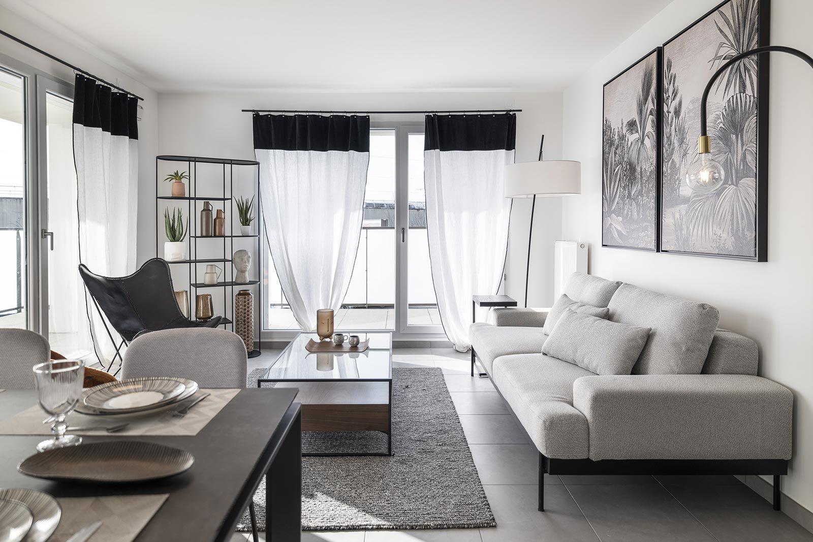 Interior ambiance - sitting room