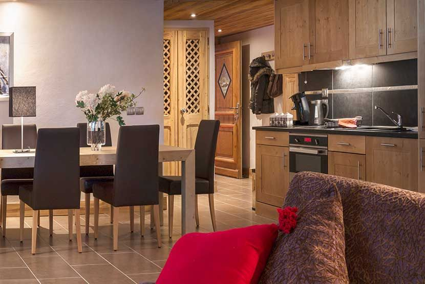 Châtel apartments for sale - Les Chalets d\'Angèle - MGM French ...