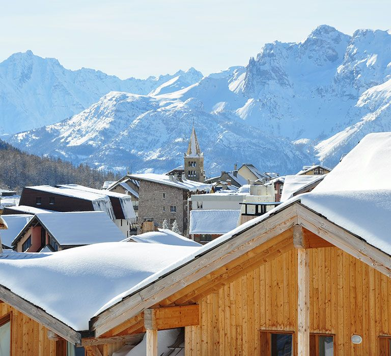 Montgenèvre ski resort - small image