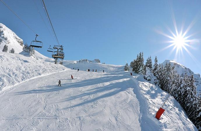 Portes du Soleil ski area - small image
