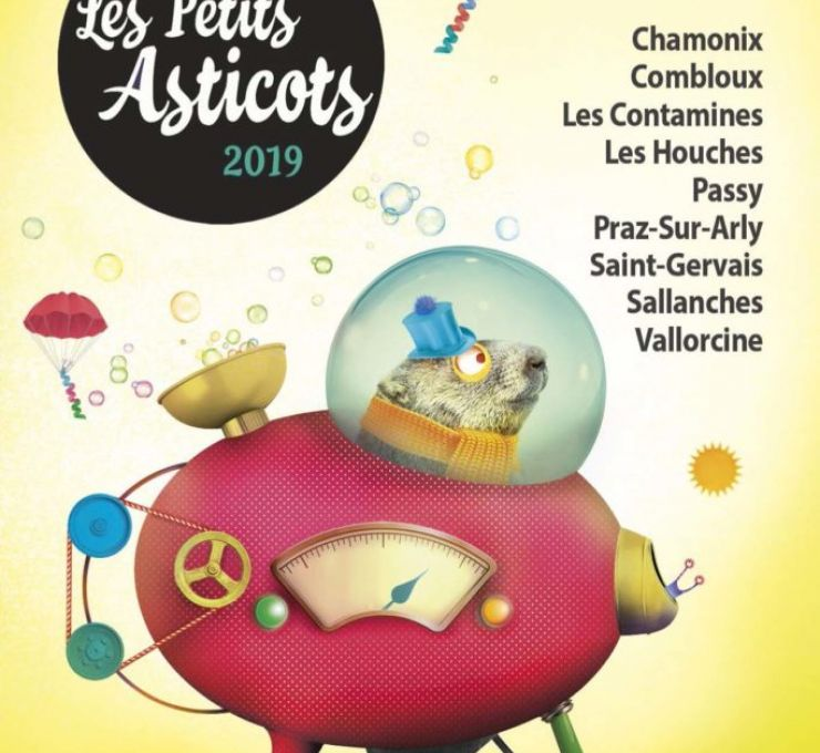 The 18thLes Petits Asticots «the Little Worms» Festival in Les Houches