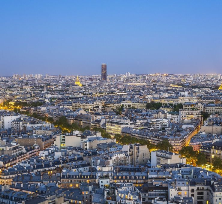 Rendez vous with MGM at the Sofitel Arc de Triomphe