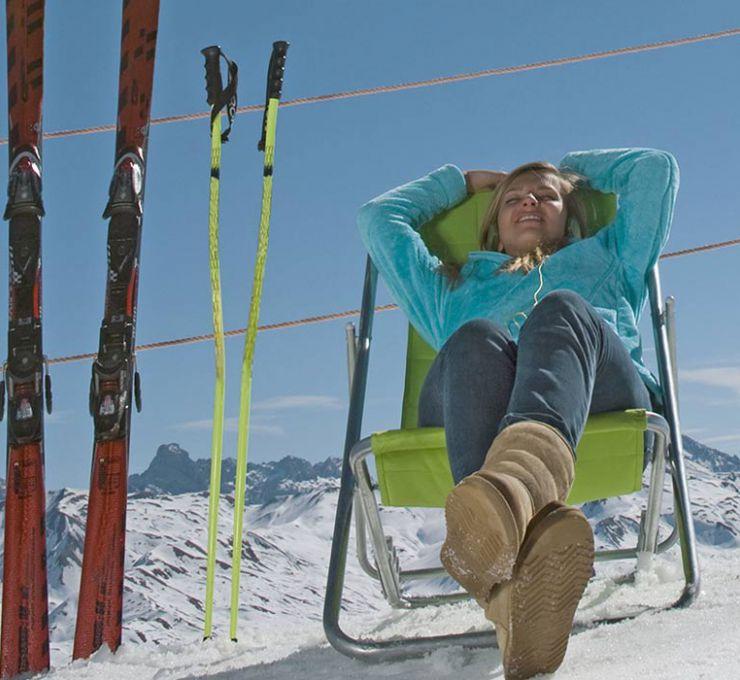 Spring skiing 2016 - small image