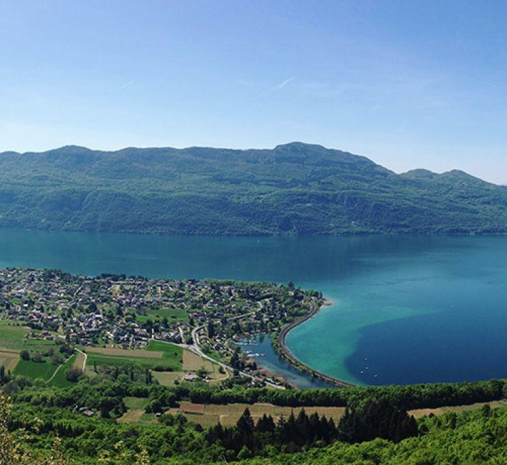Aix-les-Bains - lac du Bourget