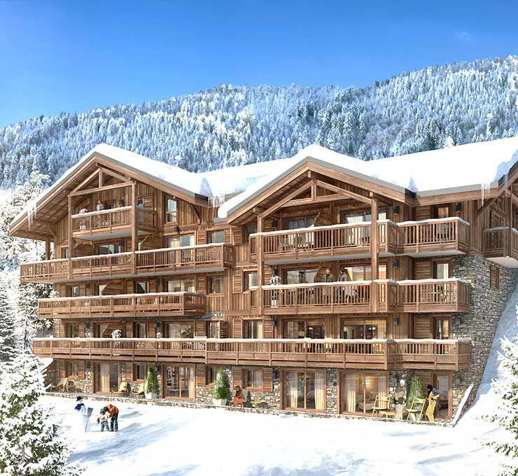 Apartment Listing Sites: Les Carroz D'Arâches Apartments For Sale