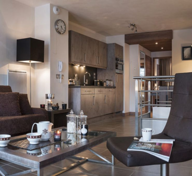 Samo ns real estate r sidence alexane mgm french for Amenagement interieur appartement montagne
