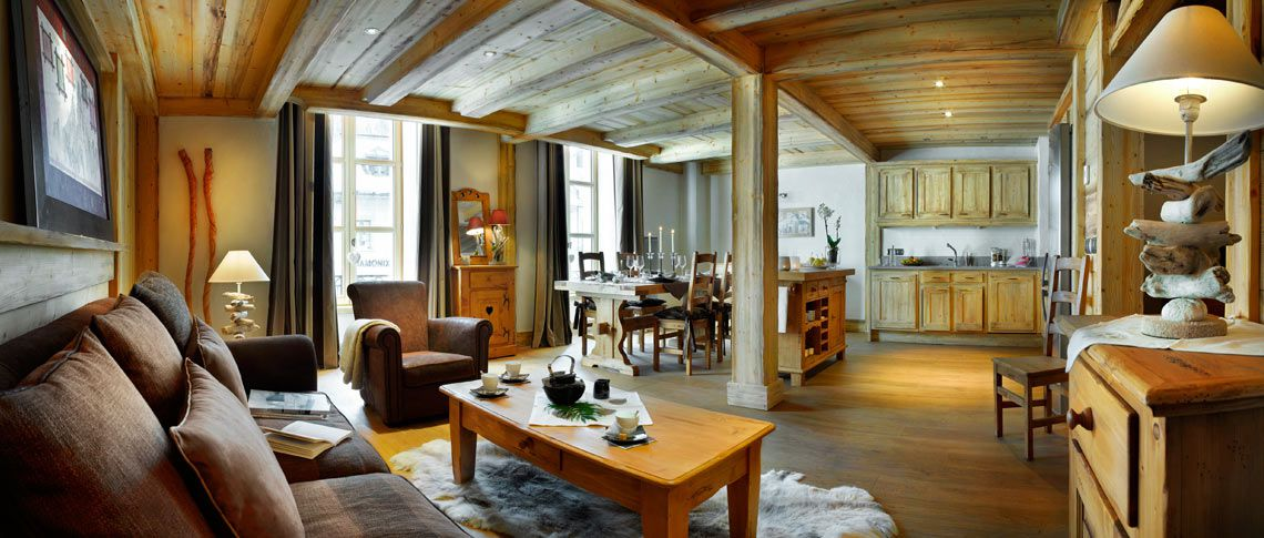 Argentière apartments for sale - Le Savoy